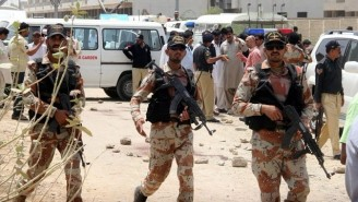The U.S. Has Suspended Most Security Aid To Pakistan In An Attempt To Force A Terror Crackdown