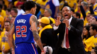 Matt Barnes Claimed Doc Rivers Is 'The Problem' In Los Angeles After The Blake Griffin Trade