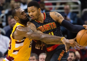 The Cavs Have Reportedly Turned To The Hawks In Their Search For Reinforcements