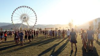 Coachella's 2018 Lineup Features Beyonce, Eminem, The Weeknd, SZA, Cardi B, And Many More