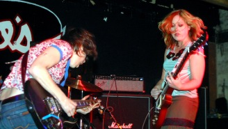 Carrie Brownstein Says That Sleater-Kinney Is Back In The Studio Recording New Music