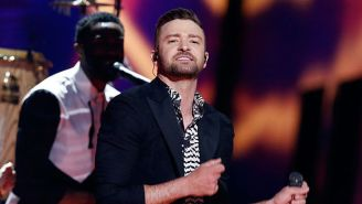Justin Timberlake's New Album Features Chris Stapleton And Pharrell Among Its Impressive Collaborators