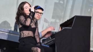 Lorde And Jack Antonoff's Unplugged Cover Of Carly Rae Jepsen's 'Run Away With Me' Is Astounding