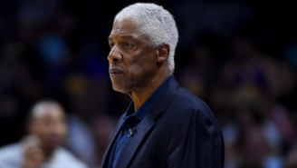 Dr. J Was Taken To The Hospital After A Medical Scare At The Sixers Game