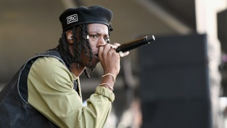 Joey Badass Takes To Twitter To Lament That Hip-Hop Is In A 'Trash State'