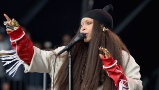 Erykah Badu Defends The Artistry Of So-Called 'Mumble Rap' With A Simple Observation