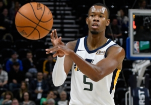 The Jazz Are Reportedly Looking To Trade Rodney Hood Before The Deadline