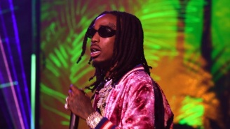Quavo Gives Us A Preview Of The Somber 'Culture National Anthem' From 'Culture II'