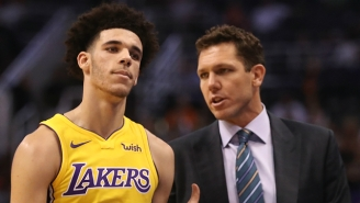The Lakers Reportedly Aren't Considering Firing Luke Walton Despite LaVar Ball's Best Efforts
