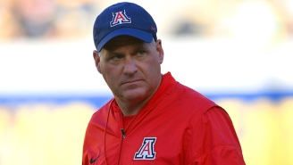 Arizona Has Fired Rich Rodriguez Amid Allegations Of Sexual Harassment (UPDATE)