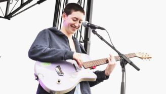 Frankie Cosmos Wants To Give Your Brain A Massage In The Slimy 'Jesse' Video