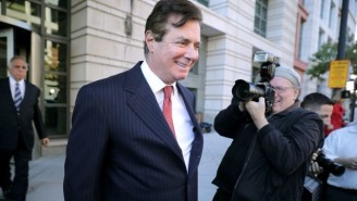 Paul Manafort Is Suing The Department Of Justice And Robert Mueller
