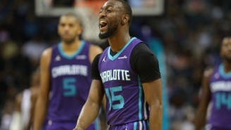 Kemba Walker Is Going To Put His 'Heart And Soul' Into The Hornets Despite Trade Rumors