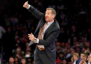 Jeff Hornacek Isn't Worried About Mark Jackson And His Knicks Future