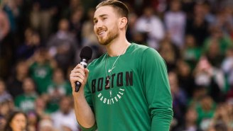 Gordon Hayward Could Start Traveling With The Celtics Again In Early March