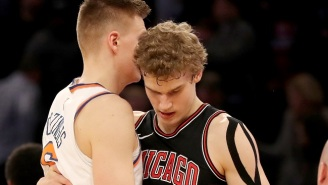 Phil Jackson Forced Lauri Markkanen To Eat Raw Meat In A Pre-Draft Meeting