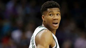 Giannis Antetokounmpo Thinks The Bucks 'Don't Have Time' For Anyone To Be Frustrated In The Playoffs