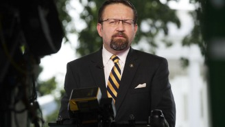 Sebastian Gorka Accidentally Admitted That White House Staff Was Told To Cooperate With Michael Wolff