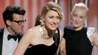 Greta Gerwig Says She Now Regrets Working With Woody Allen: 'I Will Not Work For Him Again'