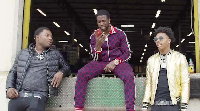 Gucci Mane Lil Baby And Marlo S The Load Video Moves