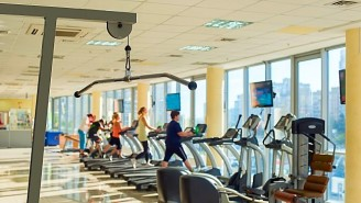 A National Gym Chain Has Banned All Cable News Channels At All Of Its Locations