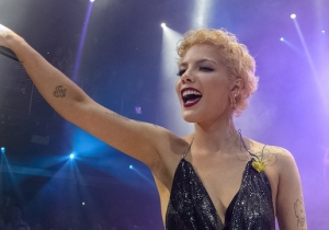 Halsey Is Disappointed With Firefly Music Festival For Not Having Enough Women In Its Lineup