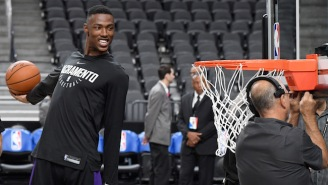 Kings Rookie Harry Giles Has Been Officially Shut Down For The Season