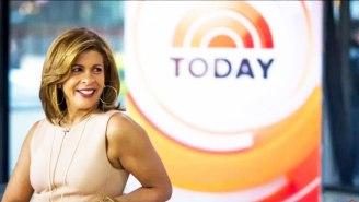 Hoda Kotb Is The New 'Today' Co-Anchor Following Matt Lauer's Firing
