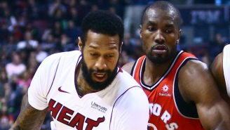 Serge Ibaka And James Johnson Each Got Suspended One Game For Their In-Game Scrap