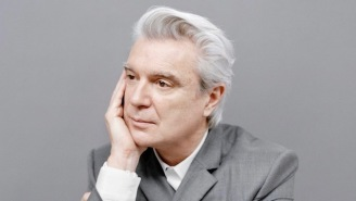 David Byrne Announces 'American Utopia,' His First Proper Solo Album In 14 Years