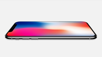 The iPhone X Is Reportedly Struggling To Meet Apple's Sales Targets