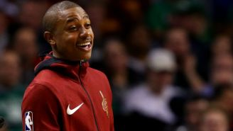 Isaiah Thomas Liked An Instagram Video Of Jalen Rose Calling Paul Pierce 'Petty'