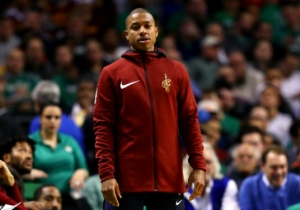 Isaiah Thomas Was Fined But Not Suspended For Karate Chopping Andrew Wiggins
