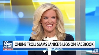 Fox News Meteorologist Janice Dean Shut Down A Fat-Shaming Troll Who Insulted Her Legs