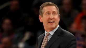 The Knicks Reportedly Know Who They'd Want To Replace Jeff Hornacek If He's Fired