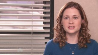 Jenna Fischer Had A Message For 'The Office' Castmate John Krasinski After The Blues Won The Stanley Cup