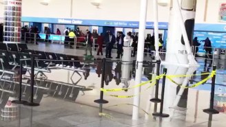 NYC's JFK Airport Has Partially Flooded, Compounding The Chaos And Frustration Felt By Stranded Passengers