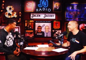 ESPN's 'Jalen And Jacoby' Have A New Time Slot For Their Show, But They're Still Keeping It Real