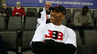 LaVar Ball Wants Lonzo In Phoenix If He's Traded And Will 'Speak It Into Existence'