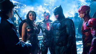 'Justice League' Fans Descend On Warner Bros. To Demand The Release Of Zack Snyder's Cut