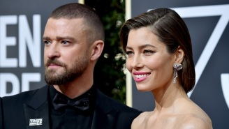 Jessica Biel Is Likely Featured On Her Husband Justin Timberlake's New Album