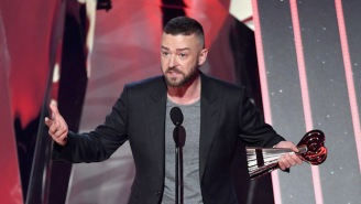 Justin Timberlake Previewed Some Bass-Heavy 'Man Of The Woods' Tracks At A New York Nightclub