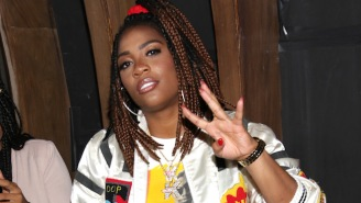 Kamaiyah Previews A New Song With Schoolboy Q And It Sounds Promising