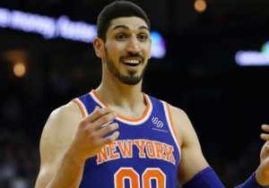 Enes Kanter And Jared Dudley Gave Us A Surprising Contender For NBA Beef Of The Year
