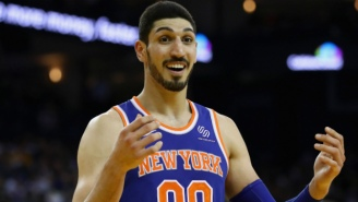 Enes Kanter Got Trolled A Day After His Astonishing 'Cheat Day' Made Him Leave Practice Early