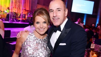 Katie Couric Breaks Her Silence On Matt Lauer's Firing: 'The Whole Thing Has Been Very Painful For Me'