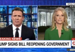 CNN's Chris Cuomo Slams Kellyanne Conway For Defending Trump's 'Insulting' Women's March Tweet