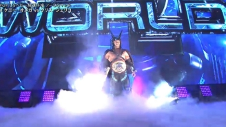 New Japan Pro Wrestling Wrestle Kingdom 12 Results