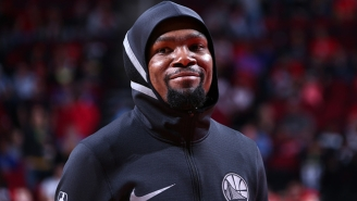 Kevin Durant Belittled Clint Capela For Saying The Rockets Can Beat The Warriors