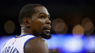 Kevin Durant Knows He Was LeBron James' First Overall All-Star Draft Pick